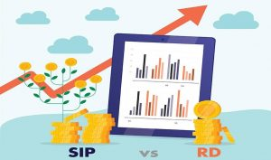 Read more about the article SIP or Recurring Deposit? Difference between Recurring Deposit and SIP