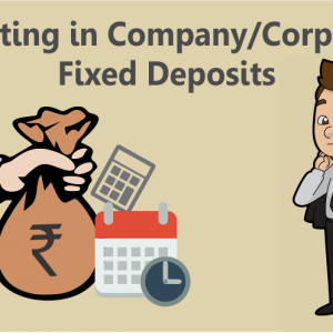 Corporate Fixed Deposits Rate Nov 2020